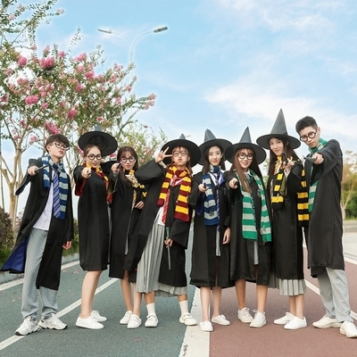 Shopee Harry Potter Cosplay Costume