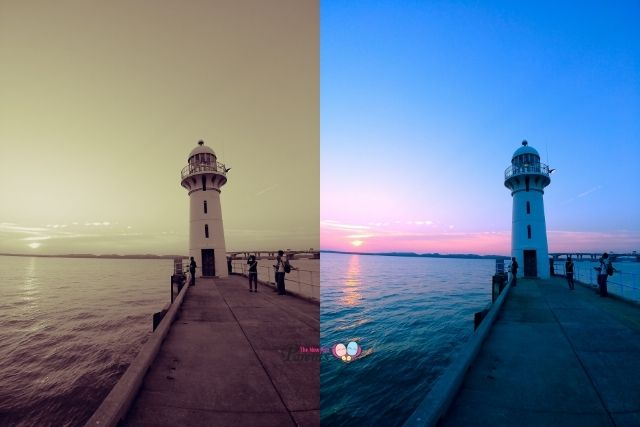 Tuas Lighthouse