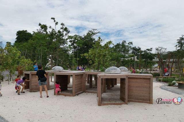 forest ramble childrens playground