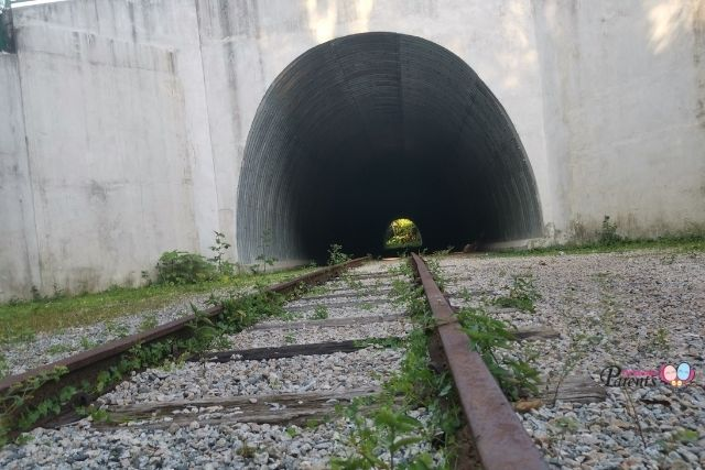 old jurong rail tunnel clementi
