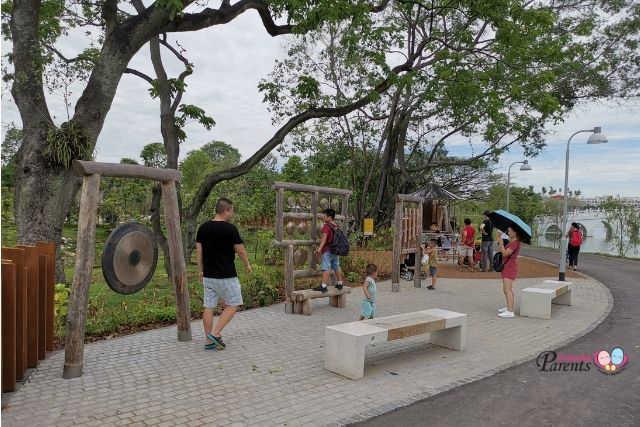 playground at jurong lake gardens