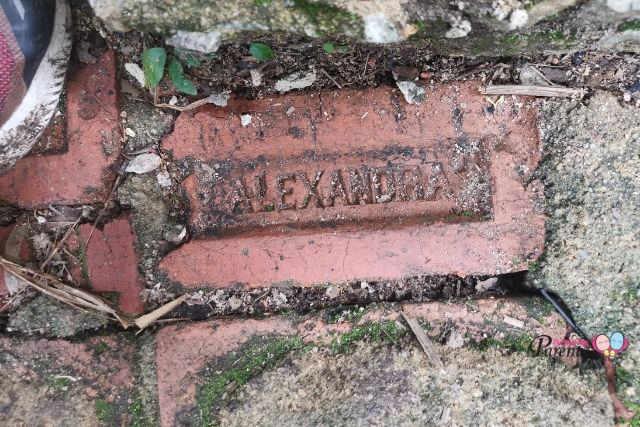 Alexandra Brick Keppel Hill Japanese Tomb