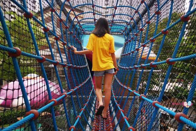 Alice in Wonderland Childrens Playground