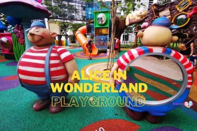 Alice in Wonderland Playground