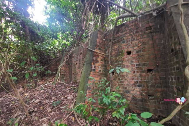 Brick Structure Keppel Hill Japanese Tomb