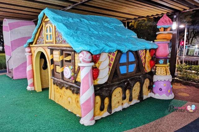 Clementi Cres Hansel and Gretel Playground