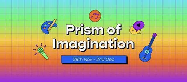 Dreamseeds Arts Fest Prism of Imagination
