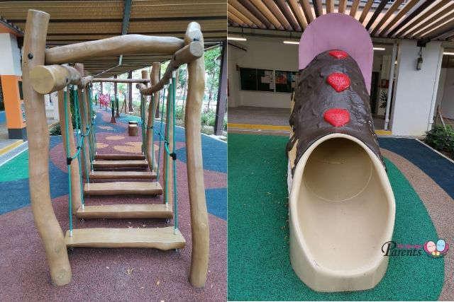 Hansel and Gretel Children Playground