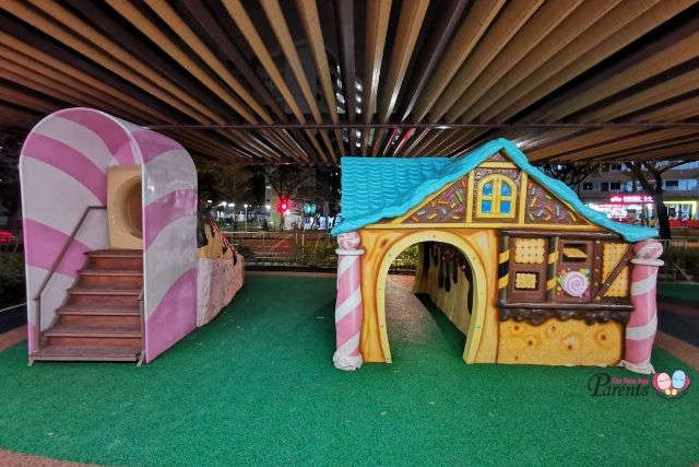 Hansel and Gretel Playground Candy Trail Clementi