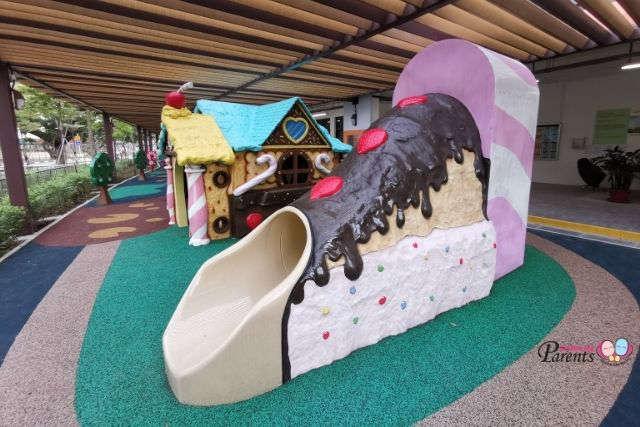 Hansel and Gretel Playground Slide Clementi