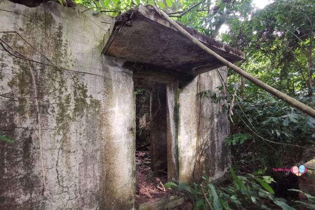 Hidden Third Kay Siang Bunker