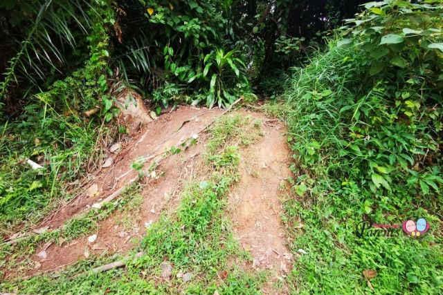 Kay Siang Bunkers Entrance