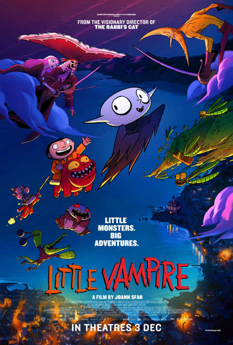 Little Vampire movie