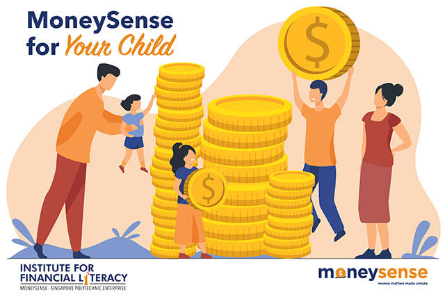 MoneySense for Your Child