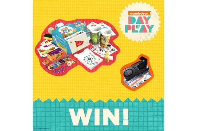 Nickelodeon Day of Play Dec 2020