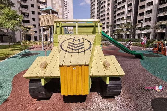 army truck playground keat hong