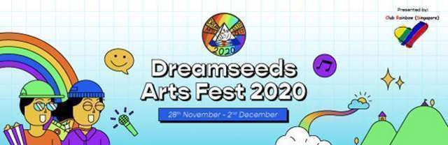 dreamseeds art fest 2020