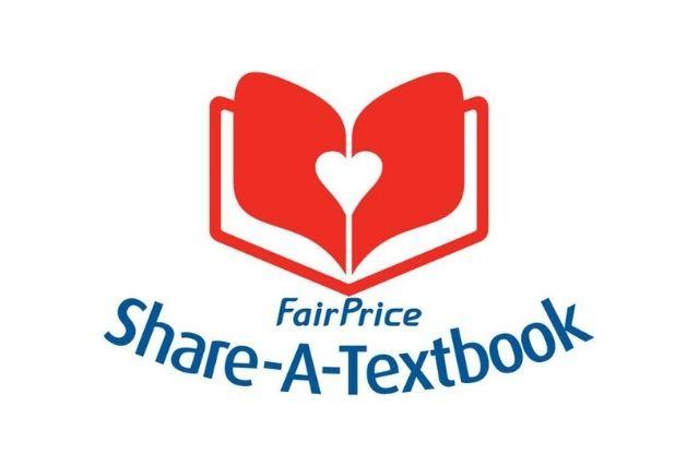 fairprice share-a-textbook programme