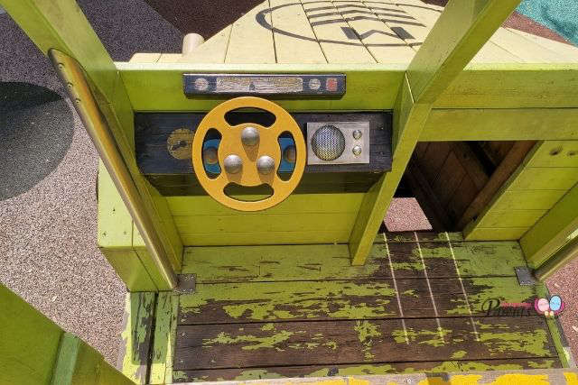 truck playground driver seat Keat Hong