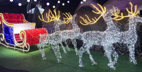 Festival of Lights Christmas Fantasy