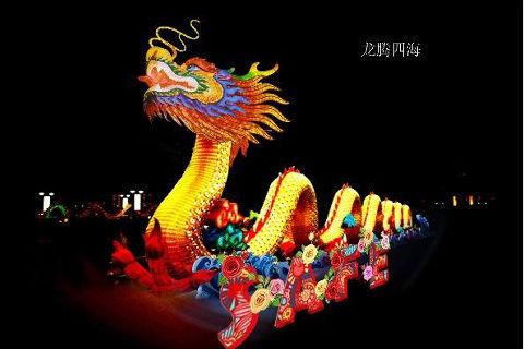 Festival of Lights Jurong Lake Gardens