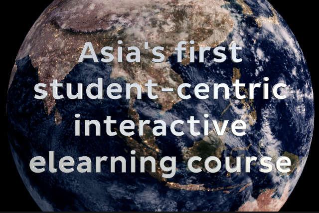 ICR Online Grammar Booster course