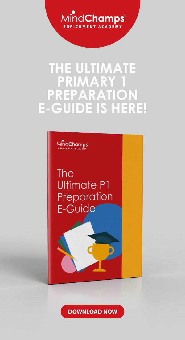Primary 1 Preparation Guide MindChamps