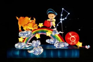 Festival of Lights 2020 – A Better Tomorrow at Jurong Lake Gardens