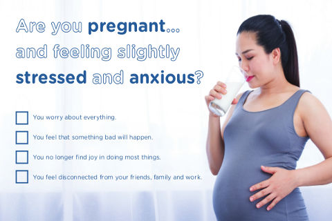pregnant and stress research a-star