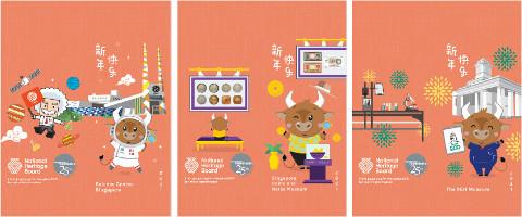 Museum Roundtable Hongbao designs