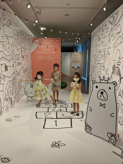 Singapore Chinese Cultural Centre All Walks of Love Exhibition