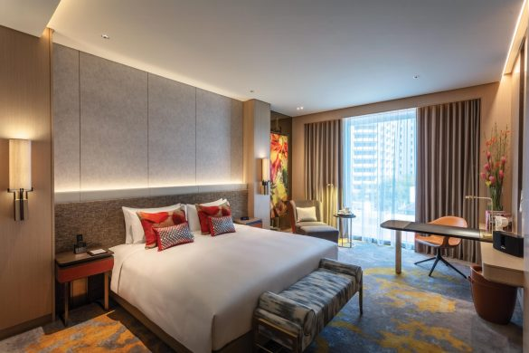 Top 10 CNY Staycation Singapore Deals 2021