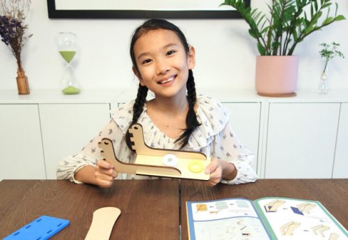 Tinkerer Box Creative Projects for Children