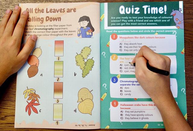 Tinkerer Box Hands-on learning for kids