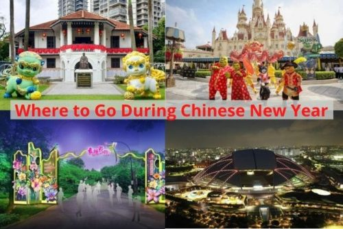 Where to Go During Chinese New Year