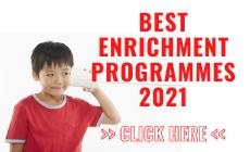 best enrichment Programmes 2021