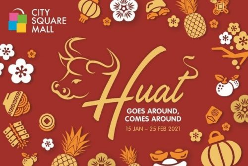 city square mall lunar new year