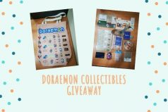 TNAP X NMS Doraemon Collectibles Giveaway