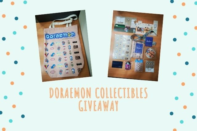 NMS Doraemon Collectibles Winner
