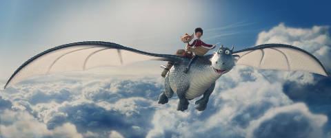 dragon rider movie stills