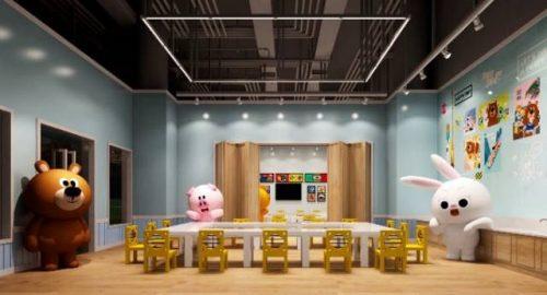 kiztopia indoor playground