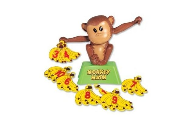Monkey Math | Learning Numbers for Children
