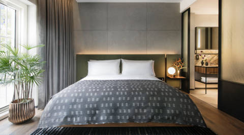 the warehouse hotel staycation