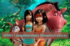 AINBO Movie Complimentary Passes Giveaway