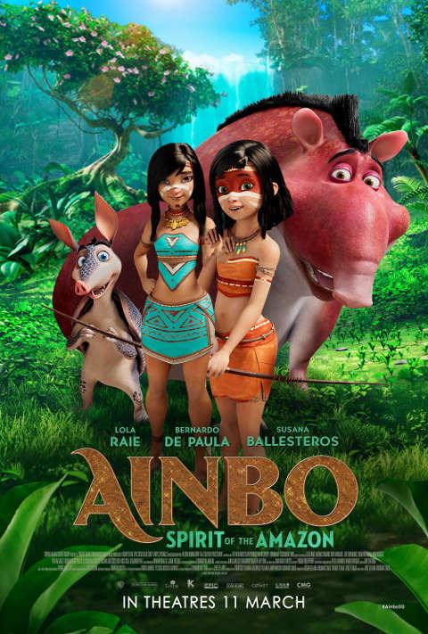Ainbo movie