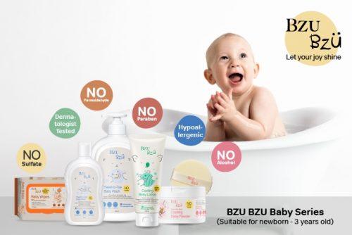 BZU BZU Family Care Brand for Newborn Singapore
