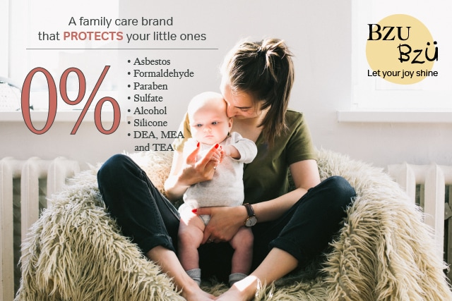 BZU BZU Newborn Baby and Child Family Care