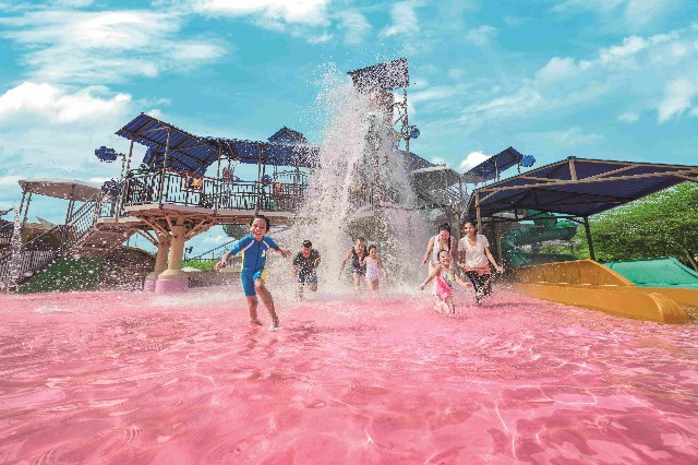 Desaru Coast Adventure Waterpark Kids Ahoy