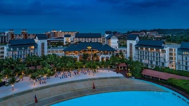 Desaru Coast Hard Rock Hotel