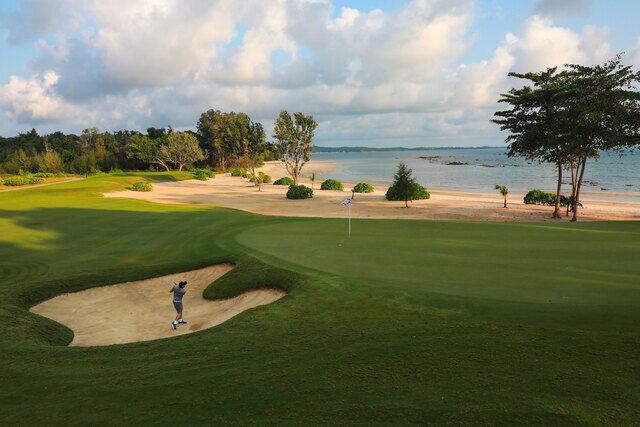 Desaru Coast The ELS Club Golf courses